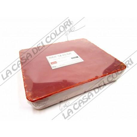 pan di cera rosso 3 kg