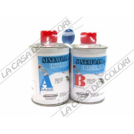 PROCHIMA - SINTAFOAM INVISIBLE - 500 g - RESINA POLIURETANICA TRASPARENTE
