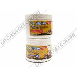 PROCHIMA - 184 SILPLAY - 1:1 - 500 g - GOMMA SILICONICA PER USO ALIMENTARE