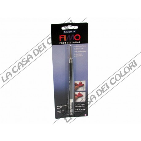 FIMO ACCESSOIRES - MODELLING TOOLS - 8711 04 - NEEDLE AND V-TOOL