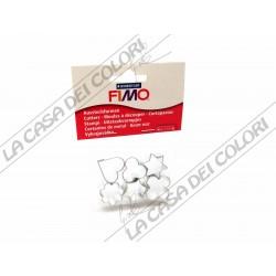 FIMO - STAMPINI IN METALLO - 6 PEZZI