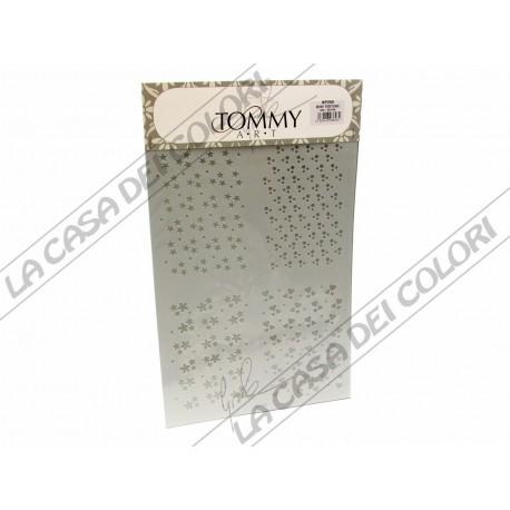 TOMMY ART - STENCIL 21x30cm - SP200 - TEXTURE