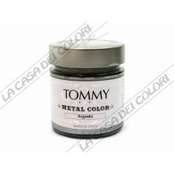 TOMMY ART - METAL COLOR - ARGENTO - 200 ml