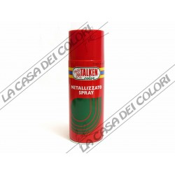 TALKEN - SPRAY - METALLIZZATO - 400 ml