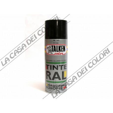 TALKEN - SPRAY - TINTE RAL NITROACRILICHE - 400 ml