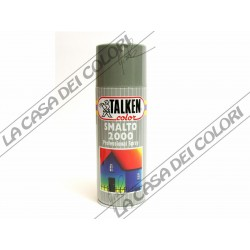 TALKEN - SMALTO 2000 TINTE SATINATE - SPRAY 400 ml