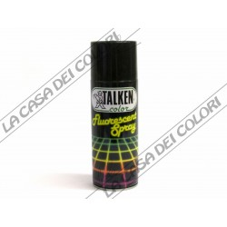 TALKEN - VERDE FLUORESCENTE - SPRAY  400 ml