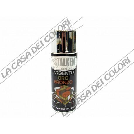 TALKEN - SPRAY - CROMATURA - 400 ml