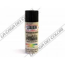 TALKEN - CAR PRIMER GRIGIO SCURO - FONDO RIEMPITIVO ALTO SPESSORE - 400 ml