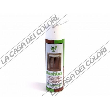 CHEMICAL ROADMASTER - FLASHLUX SPRAY - 500 ml - LUCIDANTE PROTETTIVO PER LEGNO