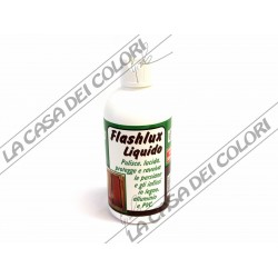 CHEMICAL ROADMASTER - FLASHLUX LIQUIDO - 500 ml - LUCIDANTE PROTETTIVO PER LEGNO