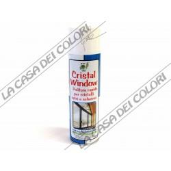 CHEMICAL ROADMASTER - CRISTAL WINDOW - 500 ml - SPRAY PER PULIZIA VETRI