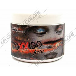 OXXIDO BASE FERRO - 250 ml - PITTURA ALL'ACQUA PER EFFETTO RUGGINE / CORTEN