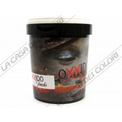 OXXIDO FONDO - 1 litro - PRIMER ANCORANTE ALL'ACQUA PER EFFETTO RUGGINE / CORTEN