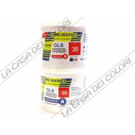 PROCHIMA - GLS-PRO 30 - 1 kg - SHORE A 30 - GOMMA SILICONICA LIQUIDA