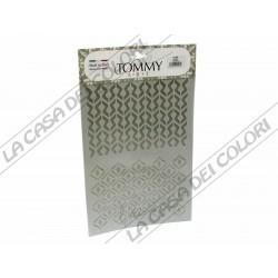 TOMMY ART - STENCIL 21x30cm - SP380 - ROMBI