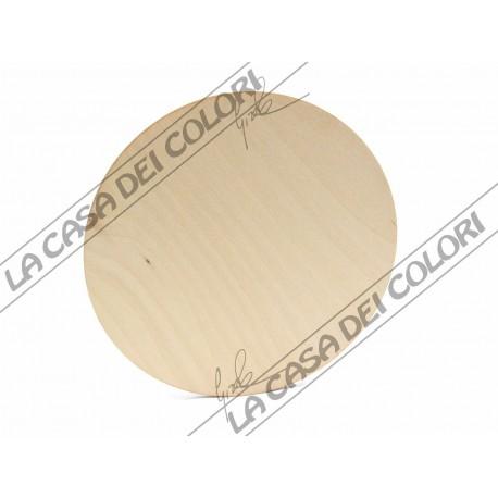 CWR - COMPENSATO DI BETULLA - TONDO D15cm - SPESSORE 4 mm