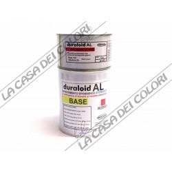 PROCHIMA - DURALOID AL ROSSO RAL 3011 - 1 kg - RIVESTIMENTO EPOSSIDICO