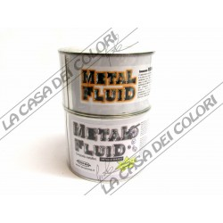 PROCHIMA - METAL FLUID - 1 kg - COLORE METALLO BIANCO - METALFLUID