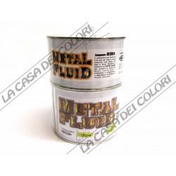 PROCHIMA - METAL FLUID - 1 kg - COLORE OTTONE - METALFLUID