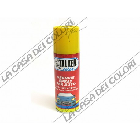 TALKEN - SPRAY - 200 ml - TINTE FIAT/ALFA/LANCIA