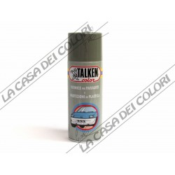TALKEN - SPRAY - VERNICE PER PARAURTI - GRIGIO SCURO - 400 ml