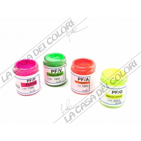 PROCHIMA - PIGMENTO FLUORESCENTE - COLORE FUXIA - 25 ml