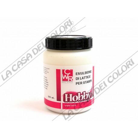 CWR - EMULSIONE LATTICE PER STAMPI - 250 ml