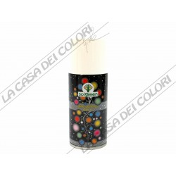 GLITTER SPRAY - ARGENTO - BOMBOLETTA 150 ml