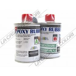 Prochima - EPOXY RUBBER - 500g - gomma epossidica trasparente - 1:1