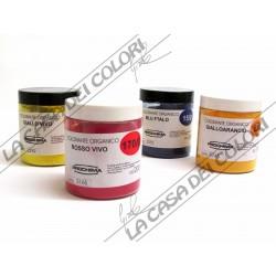 PROCHIMA - COLORANTE ORGANICO IN POLVERE - GIALLO VIVO - 200 ml