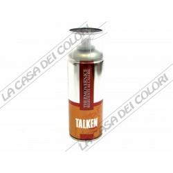 TALKEN - SPRAY - THERMOVERNICE RESISTENTE AL CALORE - 400 ml - NERO OPACO