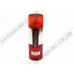 TALKEN - RINNOVA - 400 ml - NERO GRAFITE - SMALTO MICACEO ANTICANTE ANTICORROSIVO