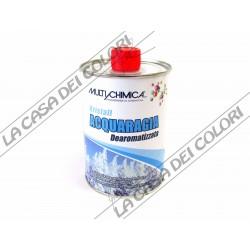 MULTICHIMICA - ACQUARAGIA DEAROMATIZZATA - 500 ml - INODORE