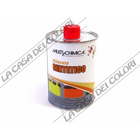 MULTICHIMICA - DILUENTE SINTETICO - 500 ml