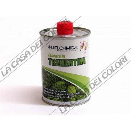 MULTICHIMICA - ESSENZA DI TREMENTINA - 500 ml