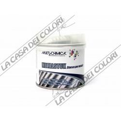MULTICHIMICA - METALSTUK - 125 ml - STUCCO PER METALLI POLIESTERE BICOMPONENTE