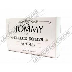 TOMMY ART - KIT SHABBY - AUSILIARI LINEA SHABBY