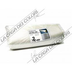 PROCHIMA - TESSUTO DI VETRO VE 290 - 2 mq (2x1m) - 290 g/mq - FIBRA DI VETRO
