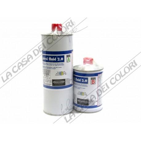 PROCHIMA - PLEXIFLUID - 1,6 kg - RESINA EPOSSIDICA TRASPARENTE