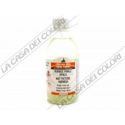 MAIMERI - 674 VERNICE FINALE OPACA - 250 ml - AUSILIARI PER COLORI A OLIO