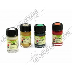 MARABU EASY MARBLE - 15 ml - TUTTI I COLORI - COLORI PER MARMORIZZARE