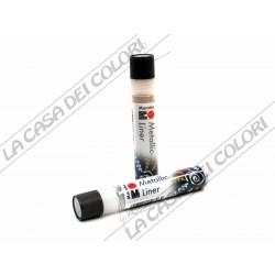 MARABU METALLIC LINER - 25 ml