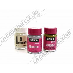 DEKA - PERM-METALLIC - 25 ml