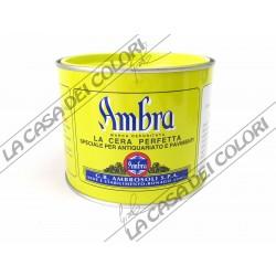 AMBROSOLI - AMBRA SOLIDA - 1 kg - COLORE: GIALLO