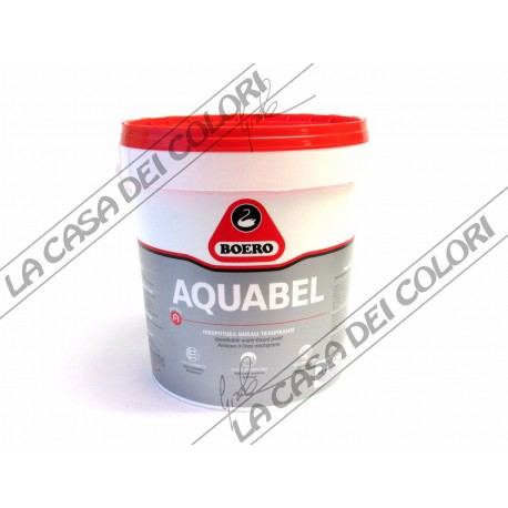 BOERO AQUABEL - BIANCO - 5 litri - BASE BC
