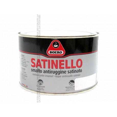 BOERO SATINELLO - 375 ml - TINTE CARTELLA