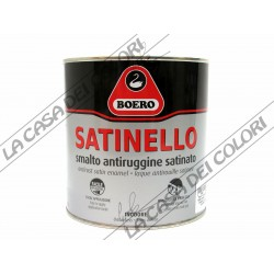 BOERO SATINELLO - 750 ml - TINTE CARTELLA