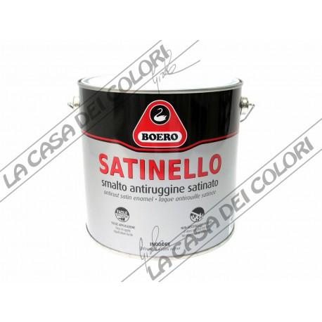 BOERO SATINELLO - 2,5 lt - TINTE CARTELLA