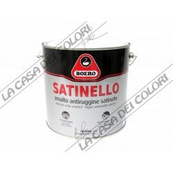 BOERO SATINELLO - 2,5 litri - TINTE AL CAMPIONE